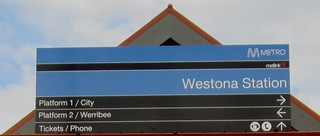 Westona station