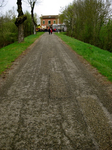 El antiguo camino que siguieron los refugiados españoles