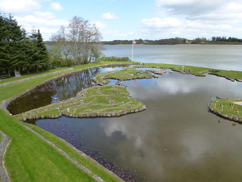 Gert ls most recent flickr photos picssr world map in klejtrup lake denmark gumiabroncs Choice Image