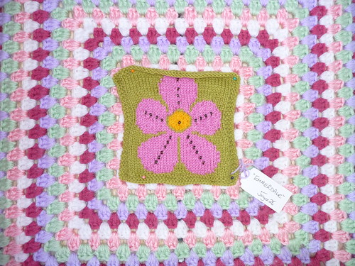 joyce28 (UK) Your 'Emmerdale' Square is so pretty thank you!