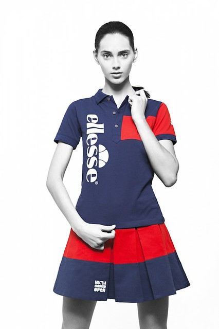 Madrid 2012 ellesse ball boys collection
