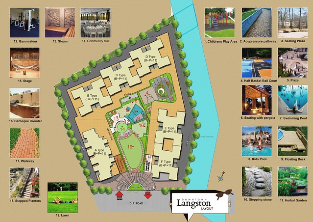 Kolte-Patil Downtown - Langston, 2 BHK Flats, for All Inclusive Property Price of Rs. 62 Lakhs Onward, at Kharadi, Pune 411014 - 6