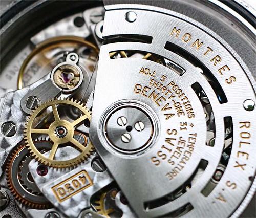Rolex Cosmograph Daytona movt