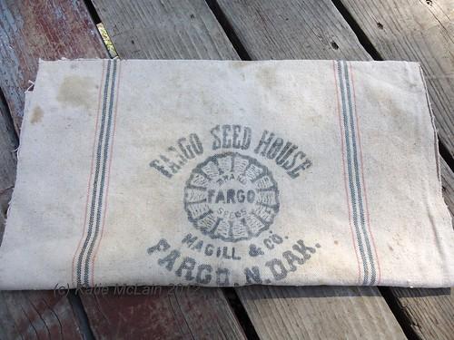 Seed sack
