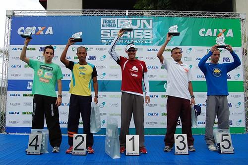 Track&Field Run Series Shopping Iguatemi Alphaville 1ª Etapa - 29/04/12