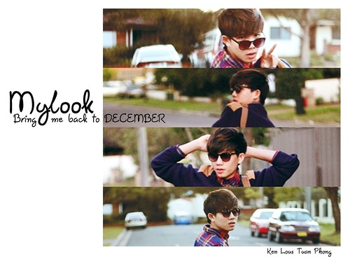 "Demo MYLOOK ""Bring me back to December"" ♥"
