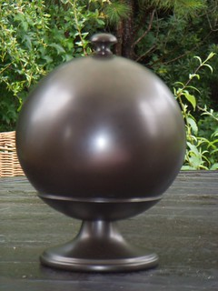light finial
