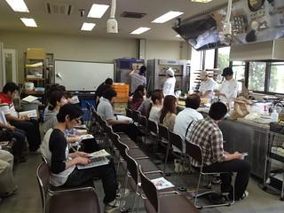 久しぶりに、高知県製パン協同組合の講習会
