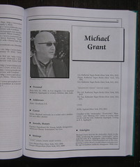 Michael Grant in Authors & Artists for Young Adults, vol 88