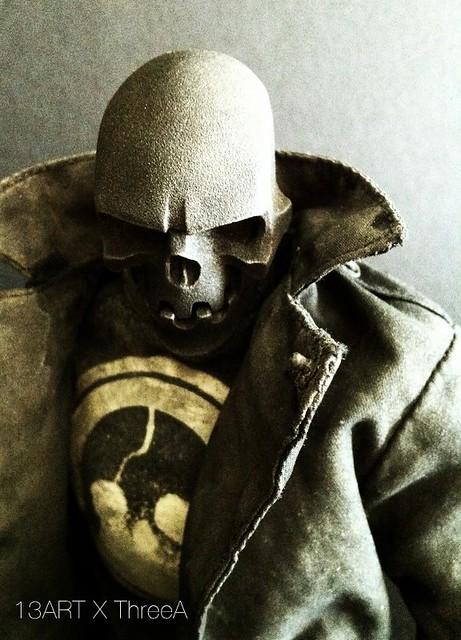 Skull Man x 3A
