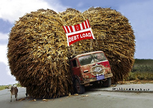 DEBT LOAD by Colonel Flick