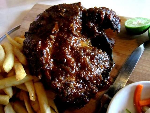 Jack Pork - pork ribs 2