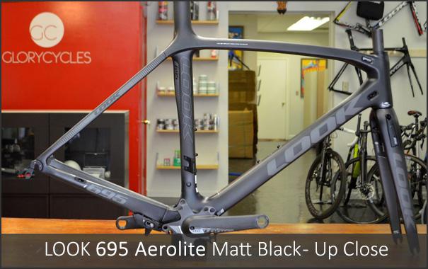 Look 695 Aerolite - UP Close