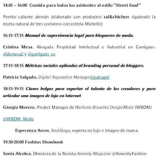 Programa Blogs Moda 3