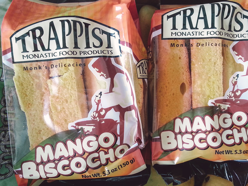 Mango Biscocho