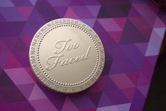 Too Faced matte bronzer
