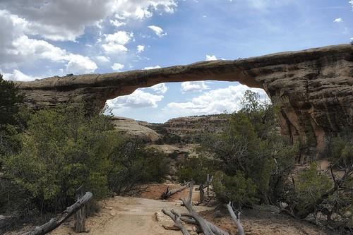 bridge usa nature rock landscape utah erosion d800 weathering
