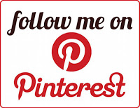 Follow me on Pinterest button.