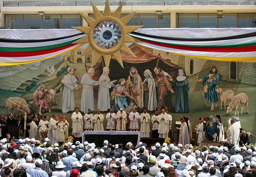 MIDEAST WEST BANK POPE FRANCIS VISIT