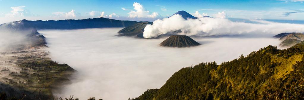 Mt Bromo Mist