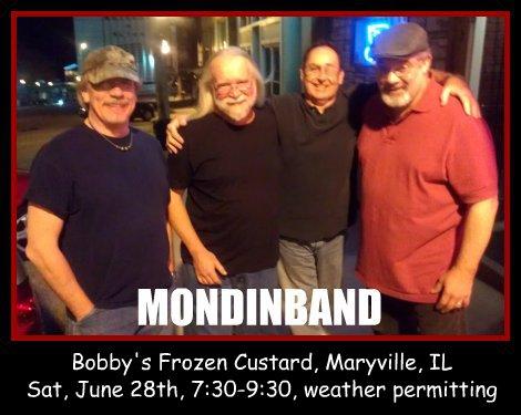 MONDINBAND 6-28-14