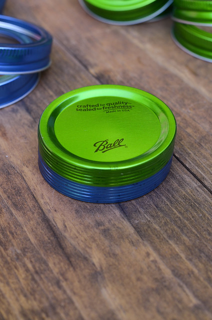 Ball Colored Lids and Heritage Spring Green Mason Jar Giveaway!-2906.jpg