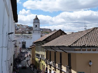 Calle de Quito (Ecuador)