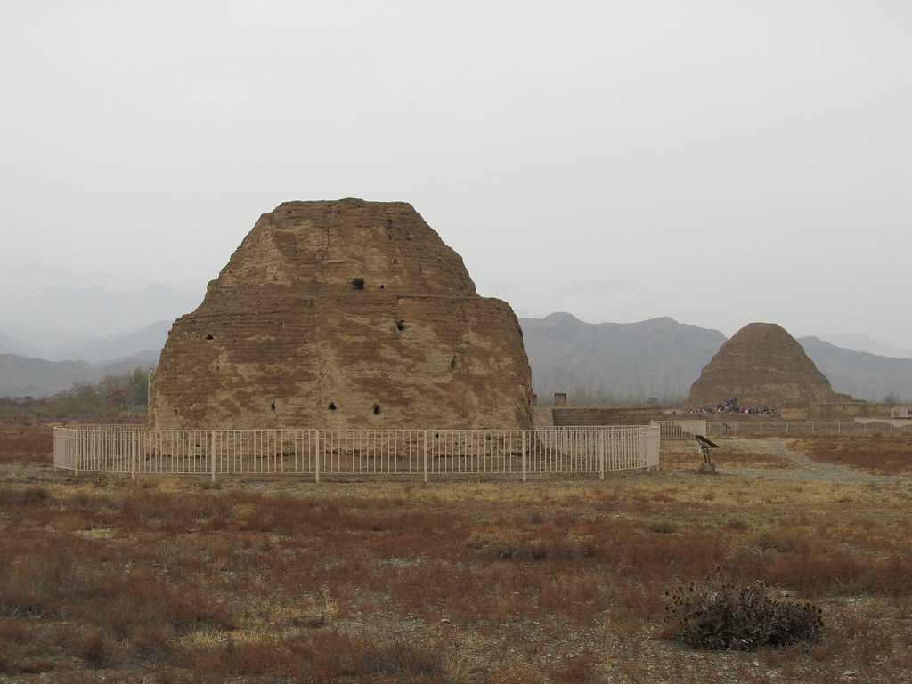 Yinchuan – Once Upon a Time in the West - Alvinology
