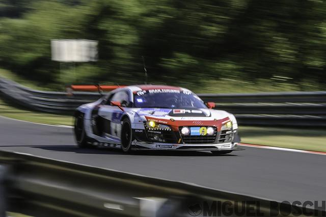 ADAC 24h-Rennen Nürburgring 21 June 2014