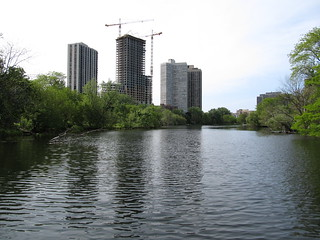 Lincoln Park North Pond