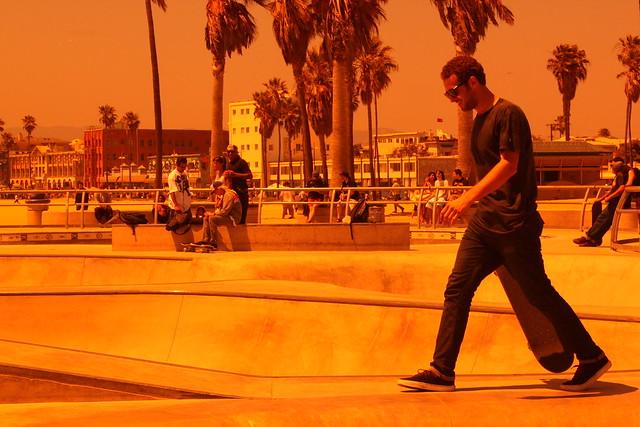 mark venice skatepark