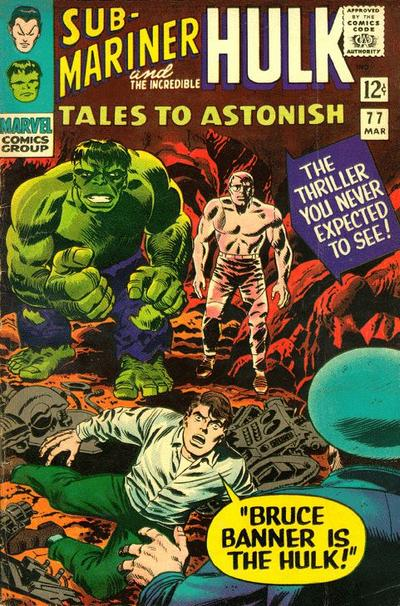 Tales to Astonish 077