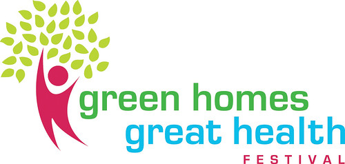 Green Homes & Great Health Festival logo COLOR