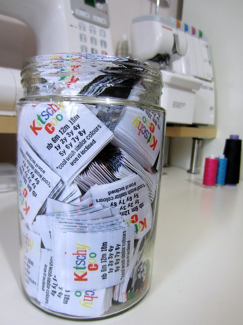 labels jar