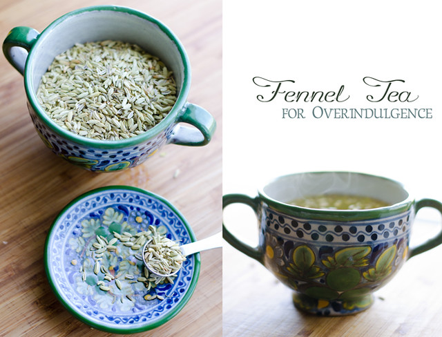 Fennel Tea by Mary Banducci