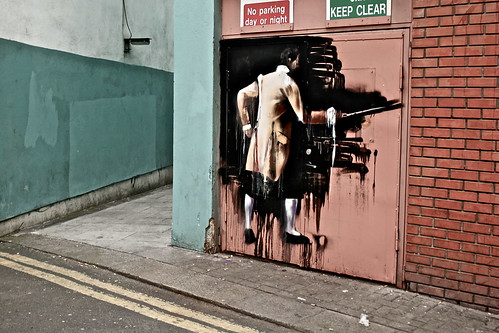Conor Harrington, Crane Lane, Temple Bar, D2