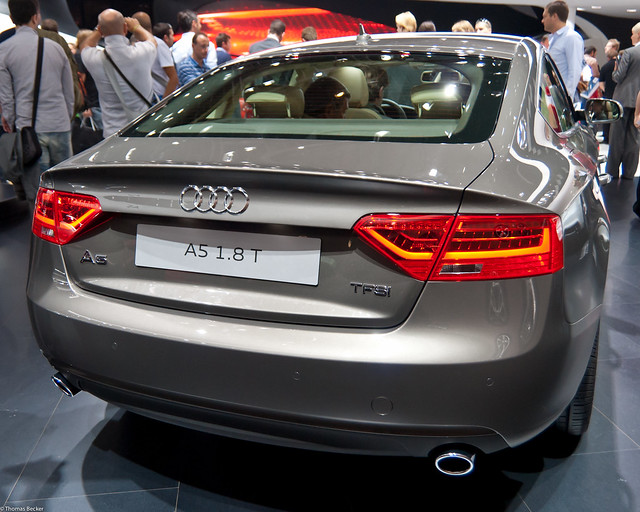 Audi A5 Sportback 1.8 TFSI (72898) | Flickr - Photo Sharing!