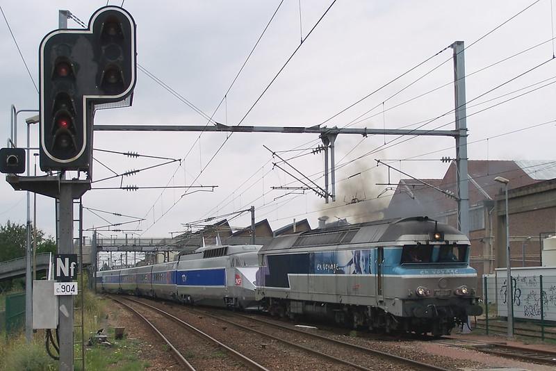 Alstom-SACM 72074 - CC 572074 / Lille-Hellemmes
