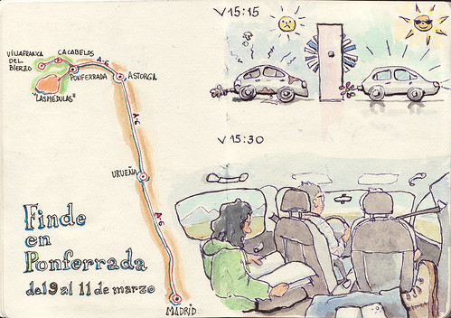 Madrid-Ponferrada