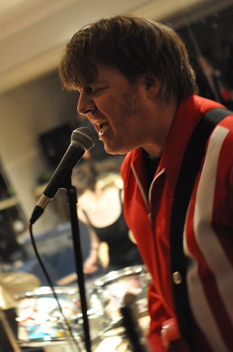 The Gories, covers at the Montgomery Legion
