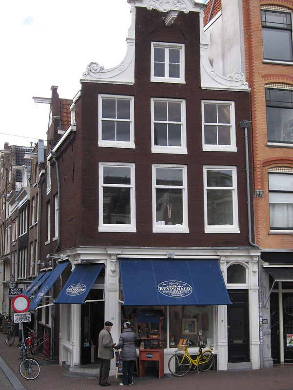 Old cheese shop, Amsterdam