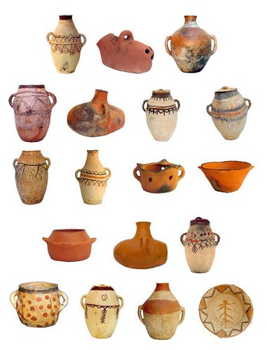 La poterie de Mezraoua