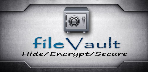 FileVault - encrypt, hide and secure your files - Android