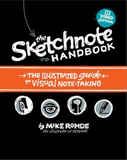 The Sketchnote Handbook Cover: Final