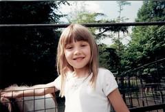 Me & Daughter Chloe. IOW 2001