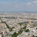 Paris Panorama from the Tour de Montparnasse