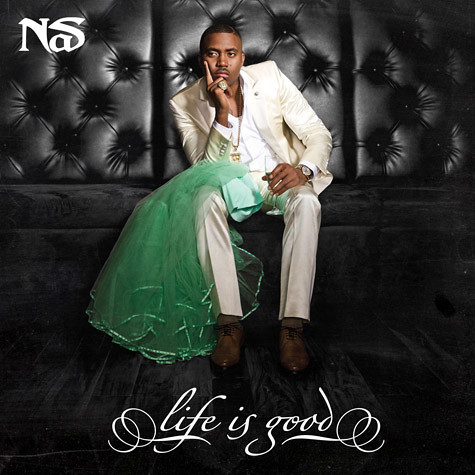nas-life-is-good-cover