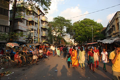 The streets of Kolkata, India 2013