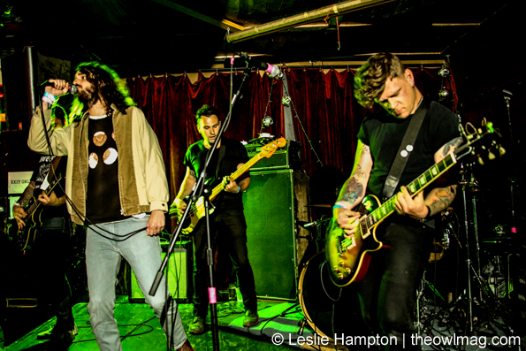 Creative Adult @ Thee Parkside, SF 5/21/14