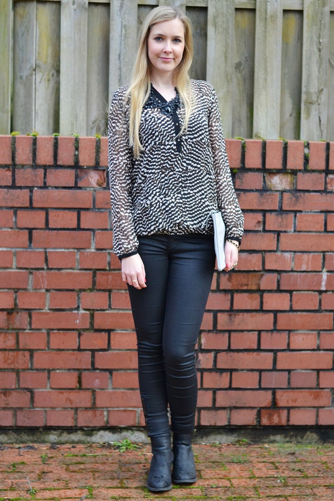 Outfit Printbluse (6)
